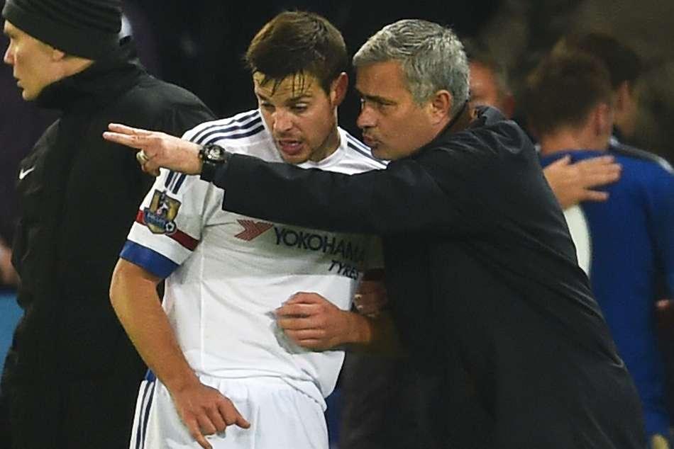 Azpilicueta: I wish Mourinho all the best at Tottenham