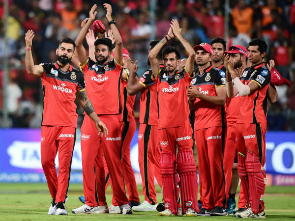 3. Royal Challengers Bangalore: Available purse: Rs 1.8 crore