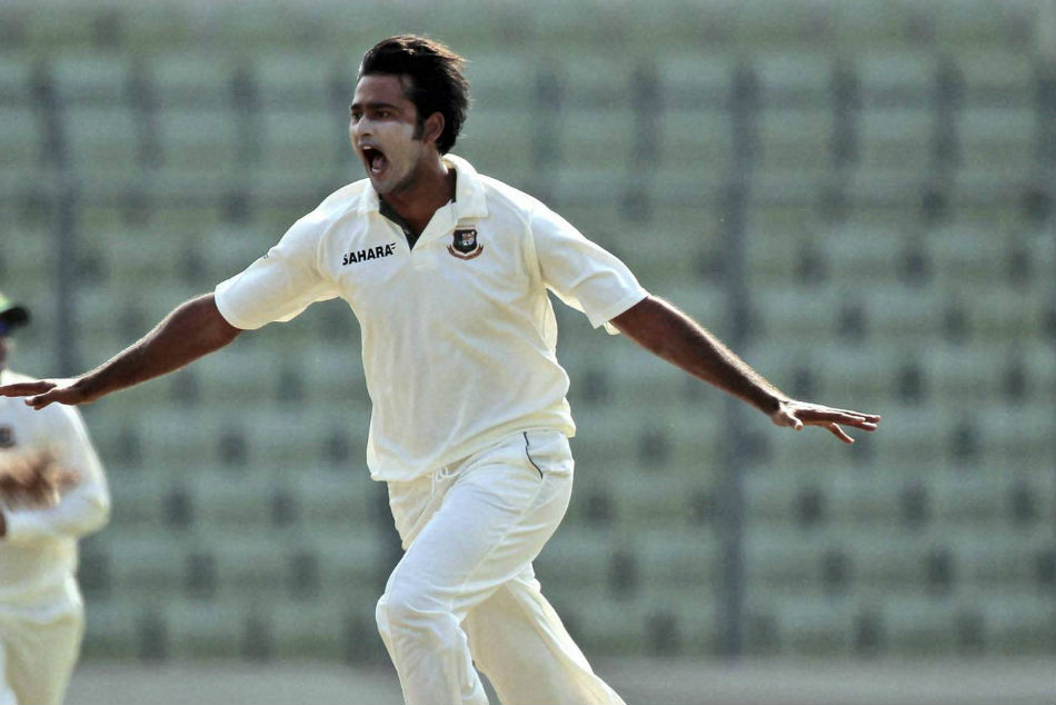 Bangladesh bans Shahadat Hossain for five years for assault