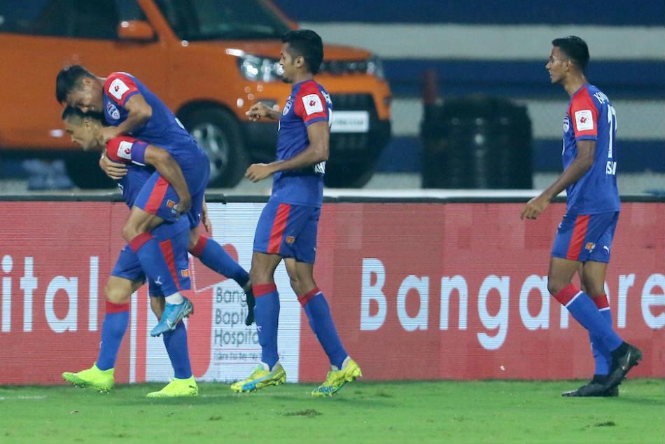 Bengaluru drub Chennaiyin for first win