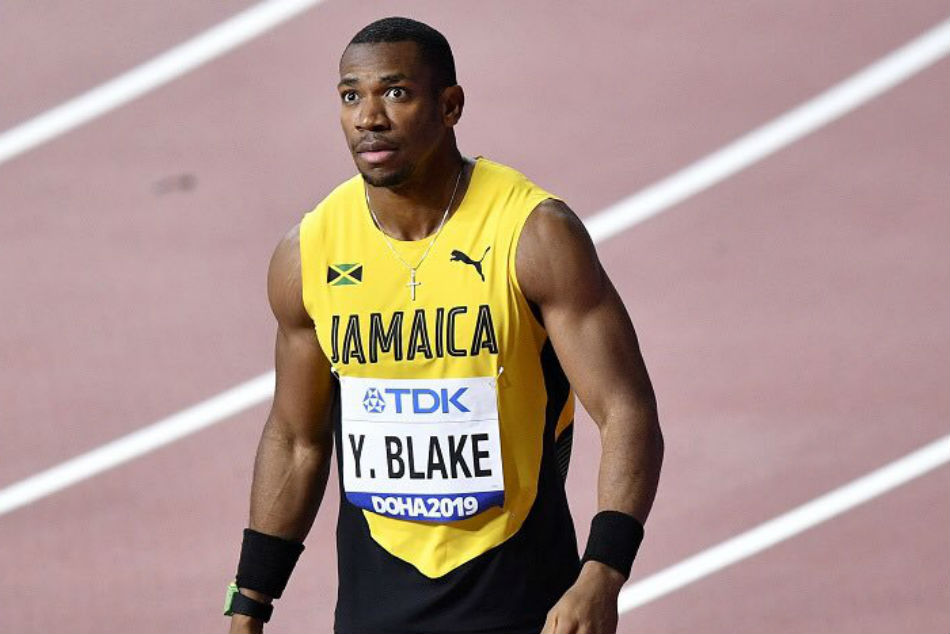 Jamaica's sprint sensation Yohan Blake to promote road safety in India