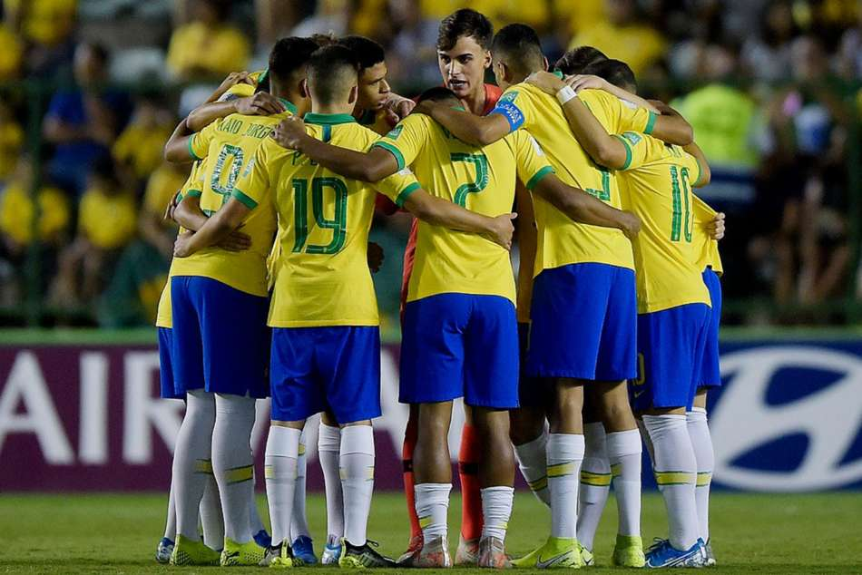 Brazil close in on record with fourth U-17 World Cup title