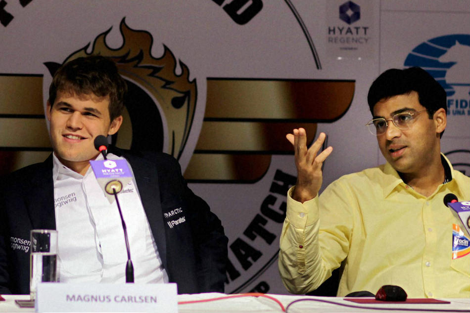 India vs Bangladesh: Day-Night Test: Anand-Carlsen duo on Gangulys wishlist to ring Eden Bell