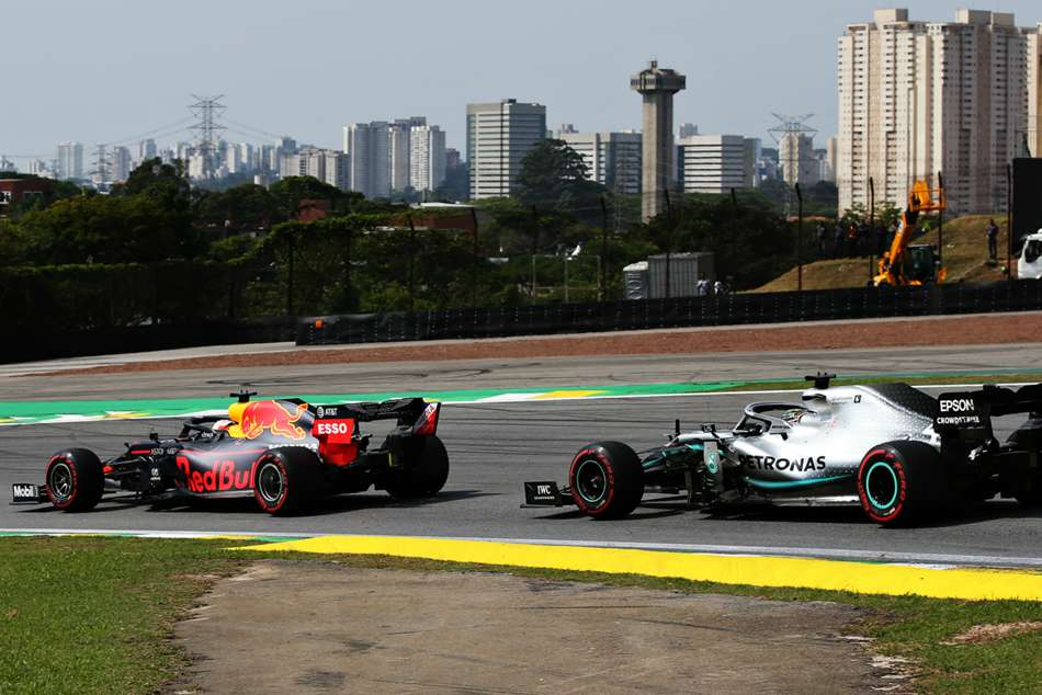 Verstappen takes victory in stunning Brazilian Grand Prix