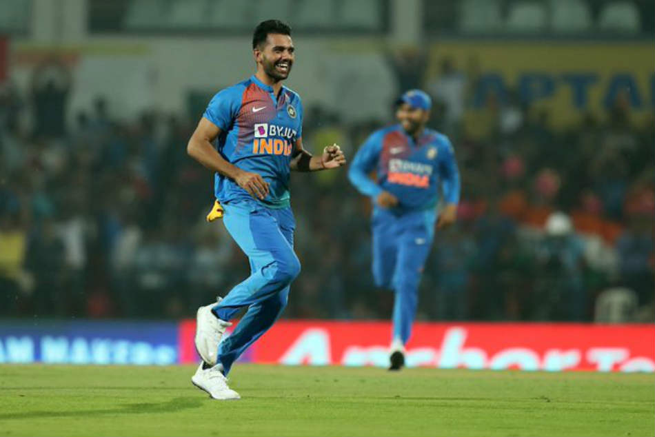 Deepak Chahar claims second hat-trick within 48 hours