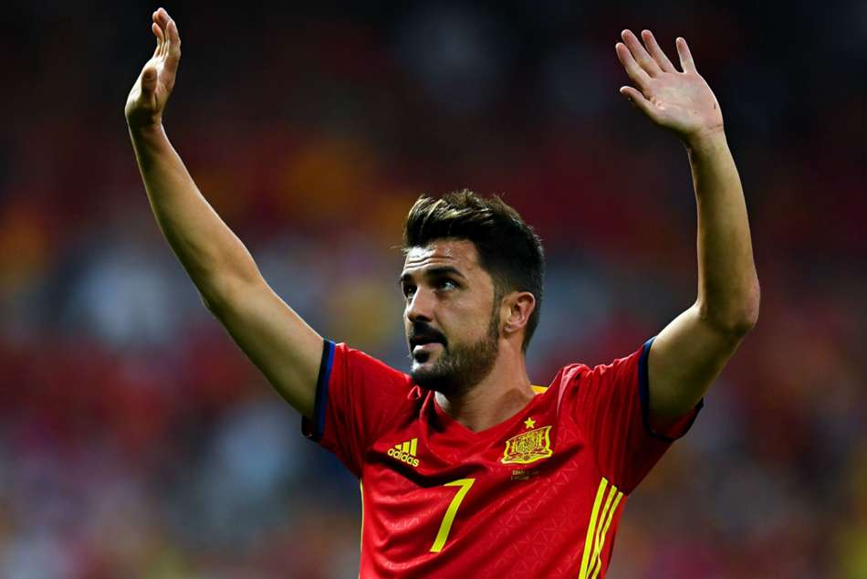 Spain and Barcelona great David Villa retiring at end of year