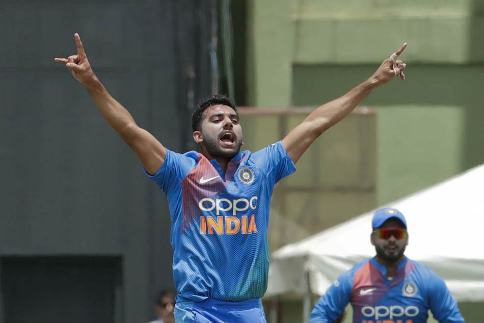 Deepak Chahar claims another hat-trick, this time for Rajasthan in Syed Mushtaq Ali Trophy