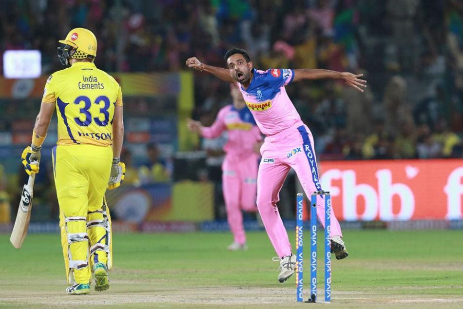 IPL 2020: Dhawal Kulkarni moves to Mumbai Indians; Evin Lewis traded to Rajasthan Royals