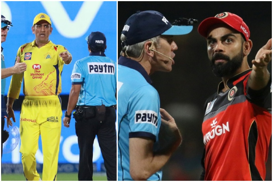 IPL 2020: After Dhoni, Kohlis tiff with umpires BCCI mulls exclusive No Ball Umpire, no Power Player for time being