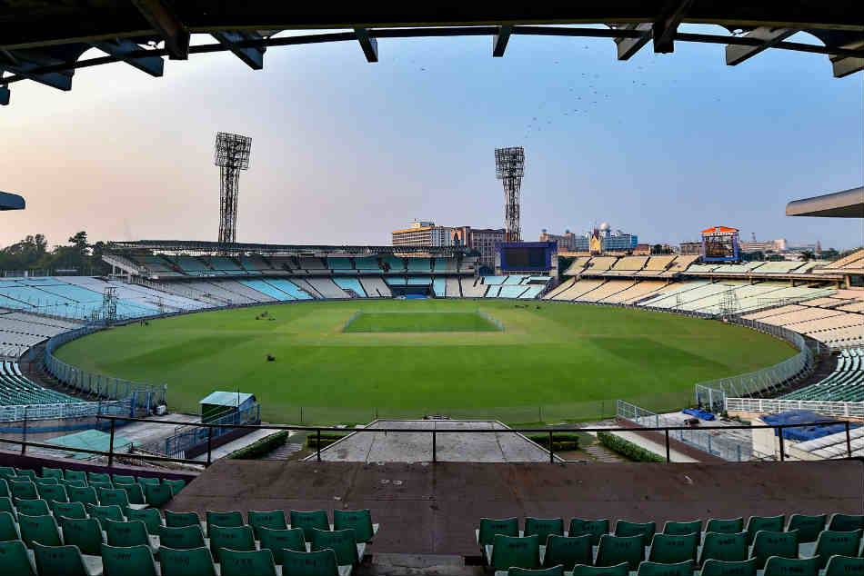 Eden Gardens all set to wear a pink hue