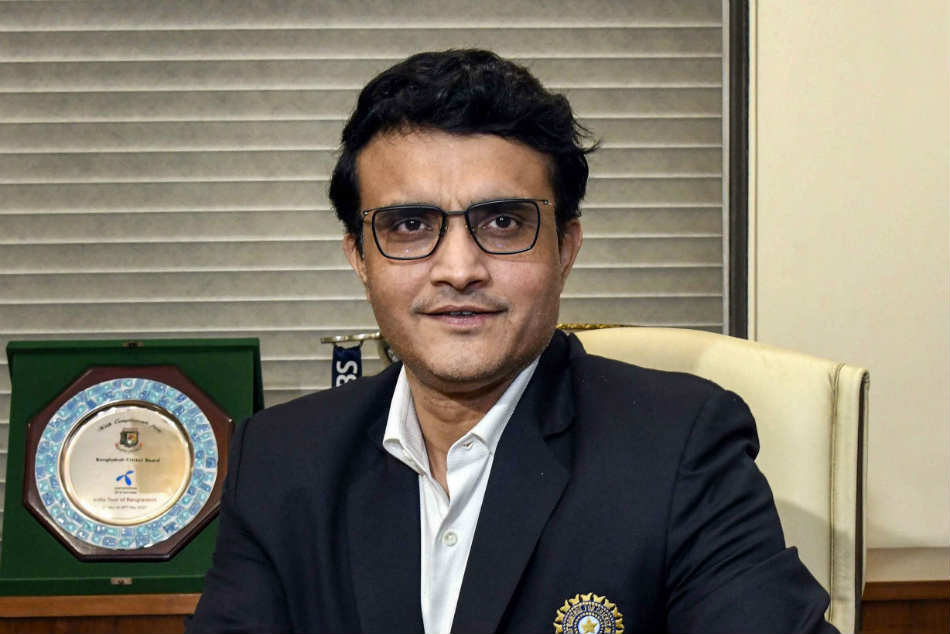 Sourav Ganguly says no split captaincy in limited-over versions