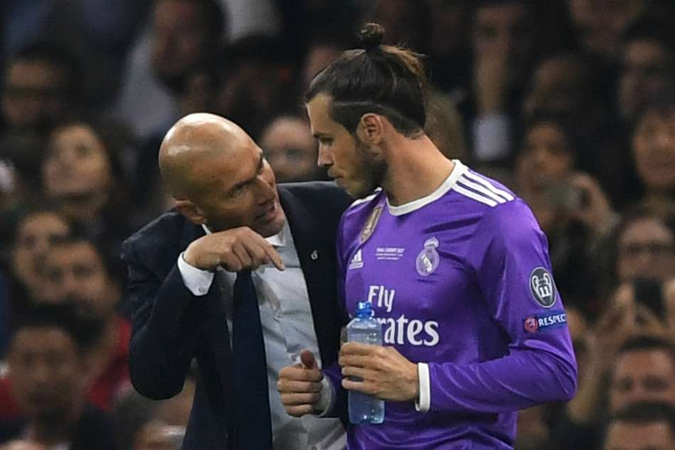 Zidane won't be happy with 'childish' Bale, says ex-Real Madrid president Calderon