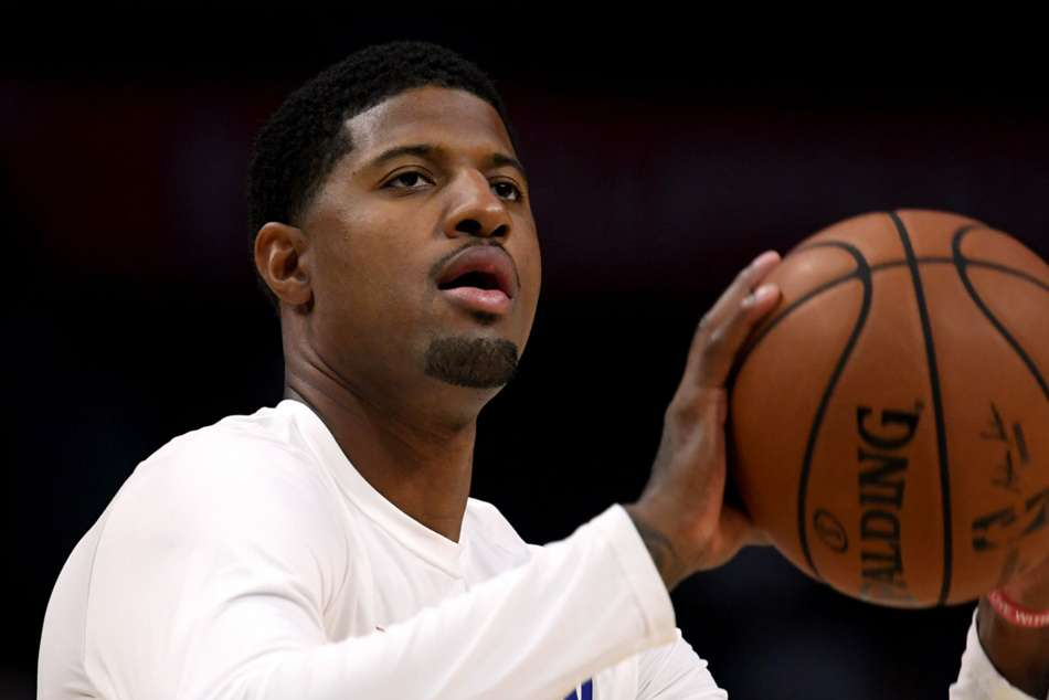 Paul George played his first game for the Clippers