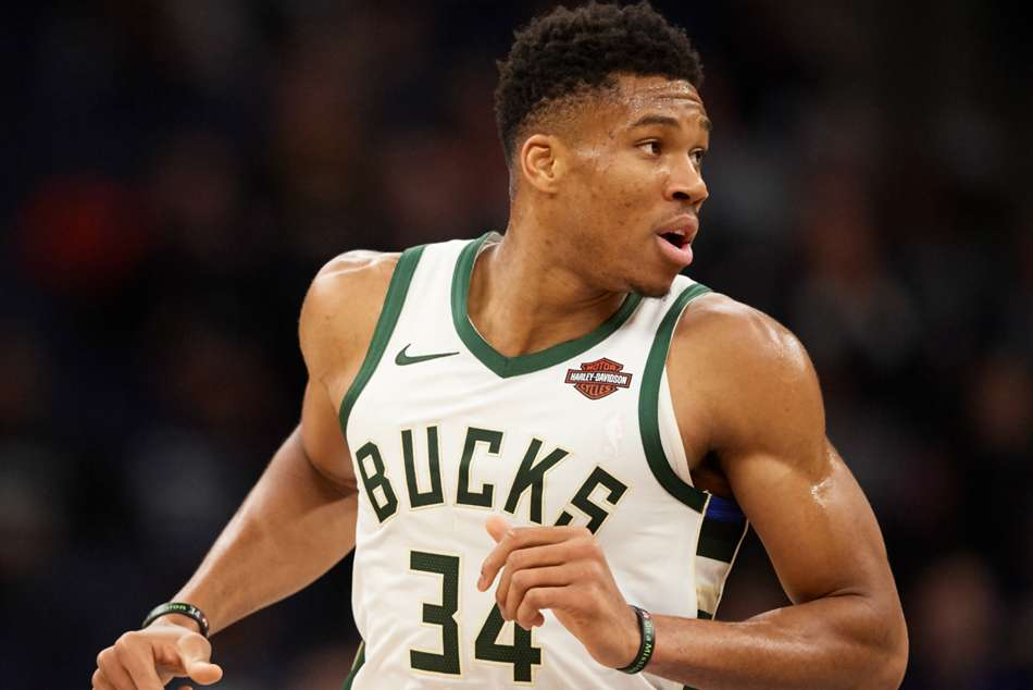 Giannis Antetokounmpo scored second 50-point game of his career