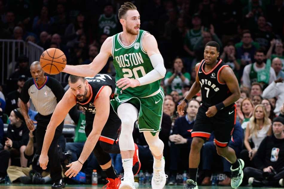 Celtics forward Hayward set to miss six weeks
