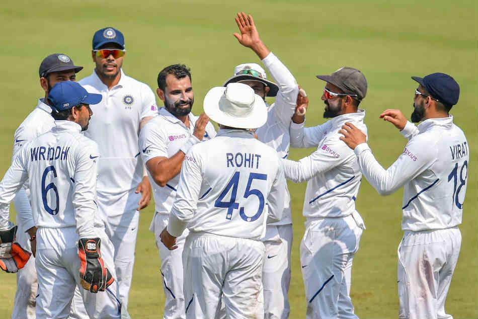 India Vs Bangladesh 1st Test Indore Ishant Sharma Umesh Yadav Mohammed Shami Virat Kohli