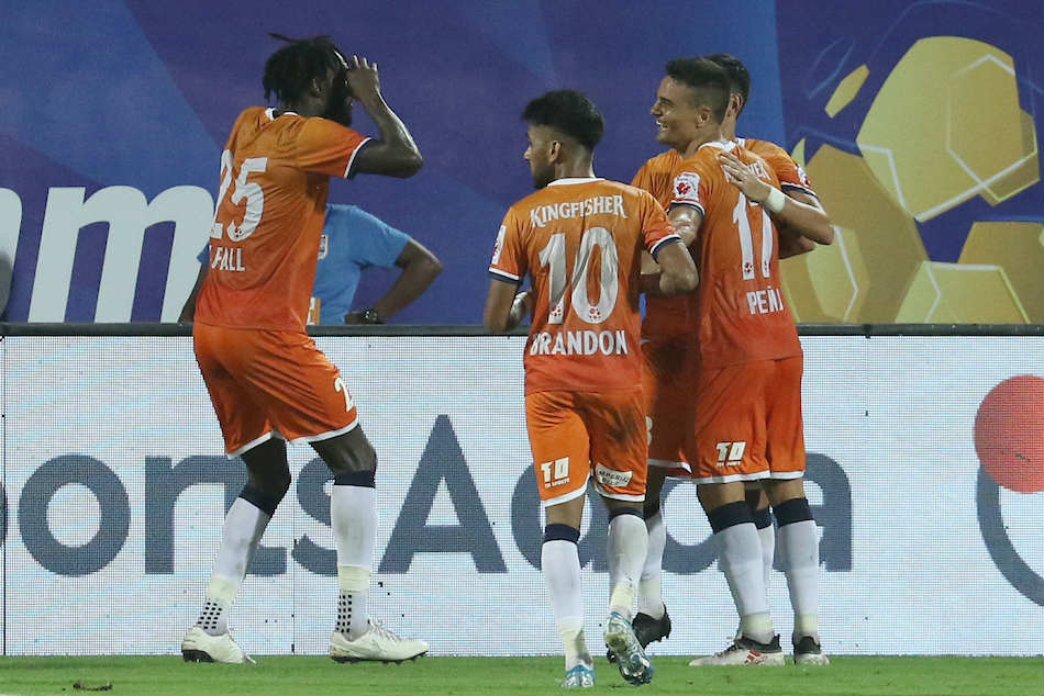 Goa on top in a six-goal thriller