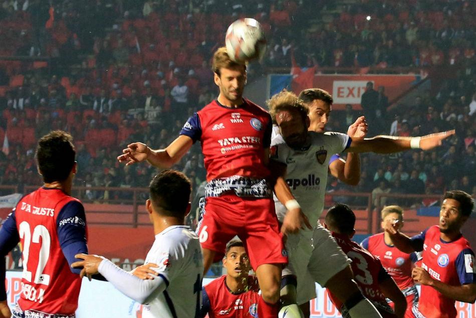 ISL 2019-20: Jamshedpur FC's home match against Chennaiyin FC rescheduled to December 9