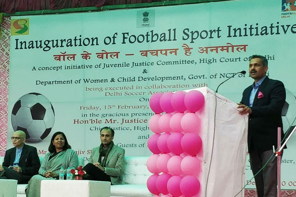 Football Delhi to launch Juvenile Homes Football League at Jawaharlal Nehru Stadium