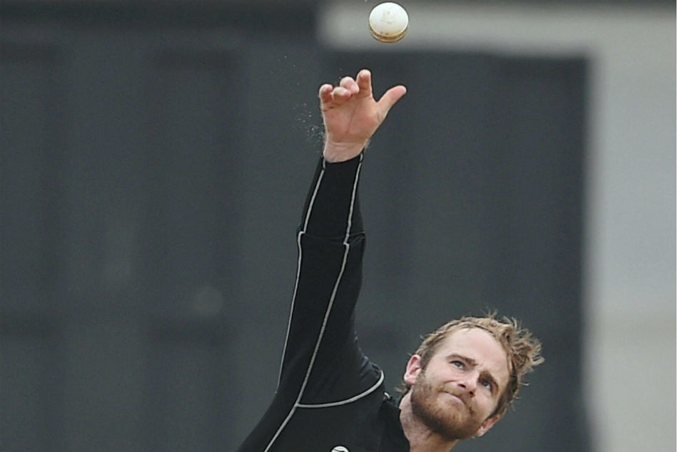 Kane Williamson gets ICC clearance for his bowling action
