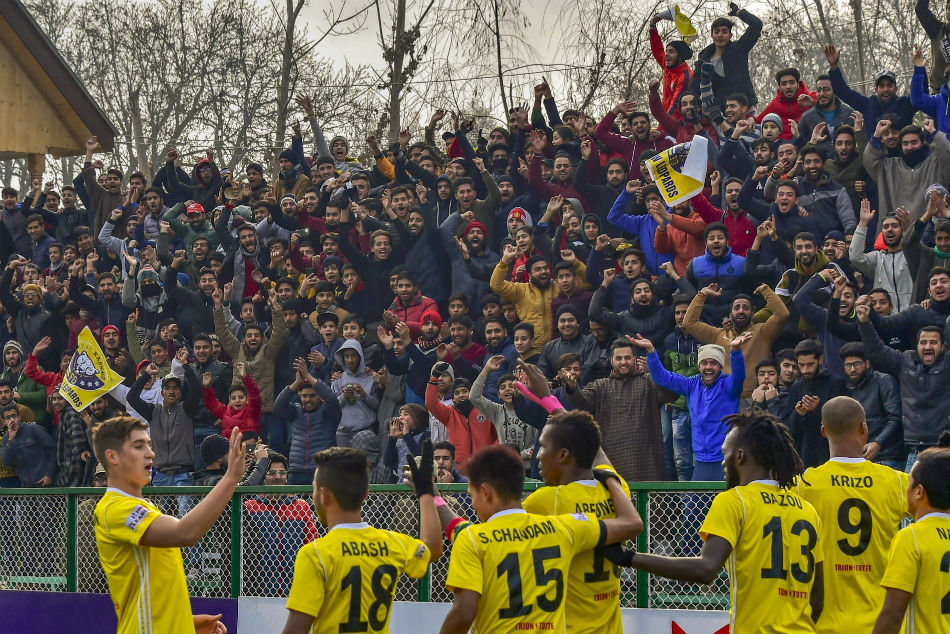 Real Kashmir FC bringing 'real' change, inspiring youth in the valley to consider football as a career: Muhammad Hammad
