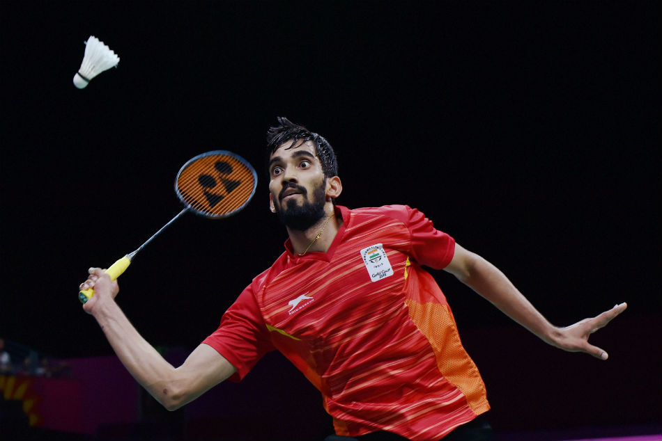 Kidambi Srikanth booked a second round meeting with fellow Indian Parupalli Kashyap