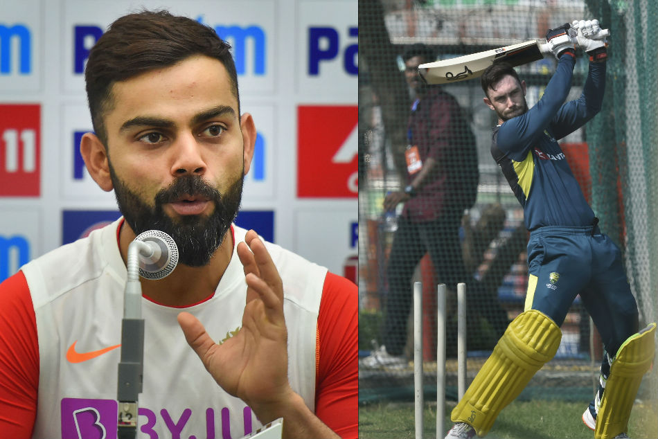 Virat Kohli backs Glenn Maxwell for speaking up on mental health issues, reminisces his trauma post 2014 England tour