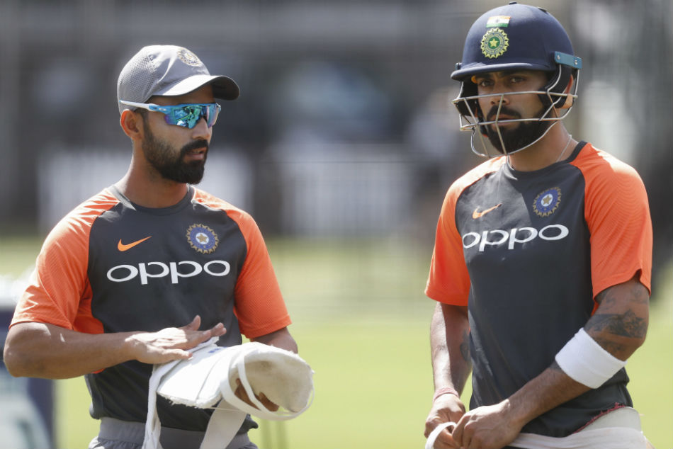 Kohli, Rahane will be first to reach Kolkata for the historic Pink Ball Test