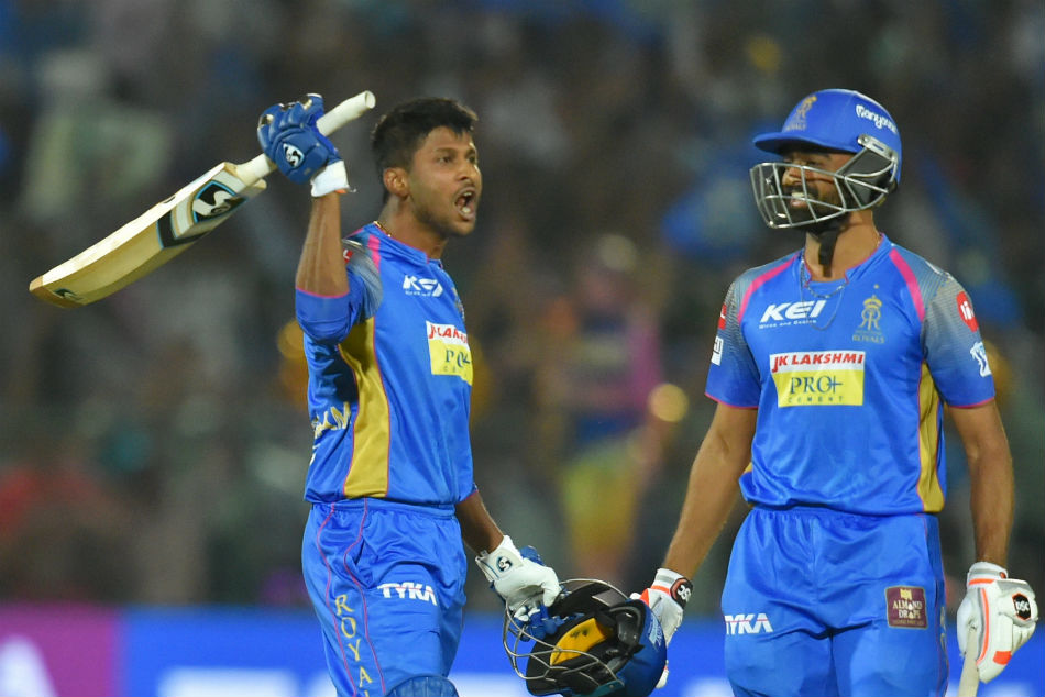 Ipl Transfer Rajasthan Royals Trade Krishnappa Gowtham To K