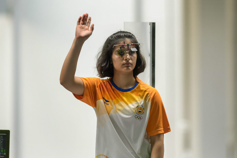 Manu Bhaker shot 244.7 to claim the top prize in the prestigious season-ending tournament of ISSF