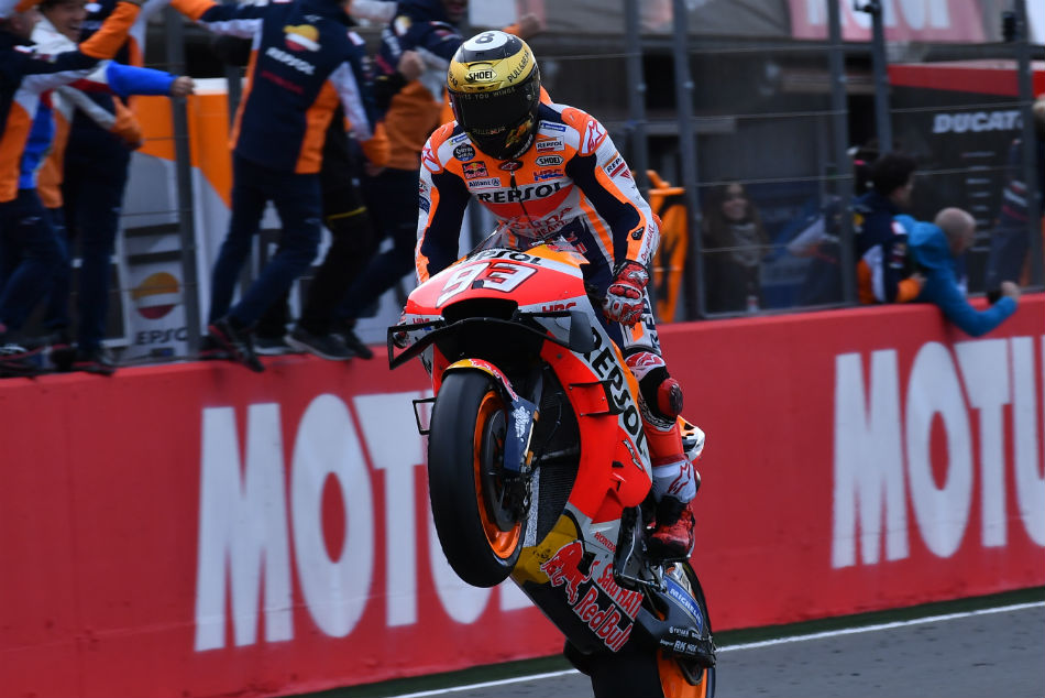 MotoGP analysis: How Marquez won triple crown for Honda