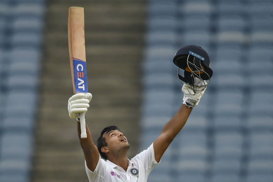 India vs Bangladesh: Mayank Agarwal hits third Test ton; equals Merchat, Sobers, closes in on Steve Smith