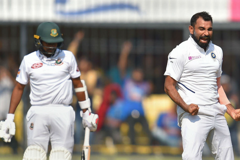 Mohammad Shami reveals his plan to counter Bangladesh batsmen with pink ball during Day/Night Test