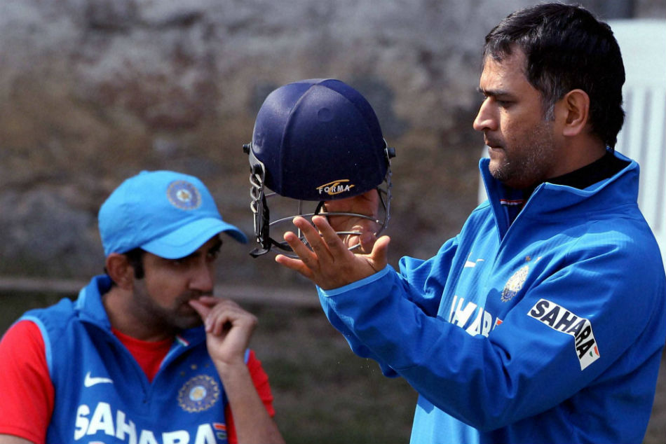 Gautam Gambhir recalls how MS Dhoni's suggestion resulted in his dismissal at 97 in 2011 World Cup Final