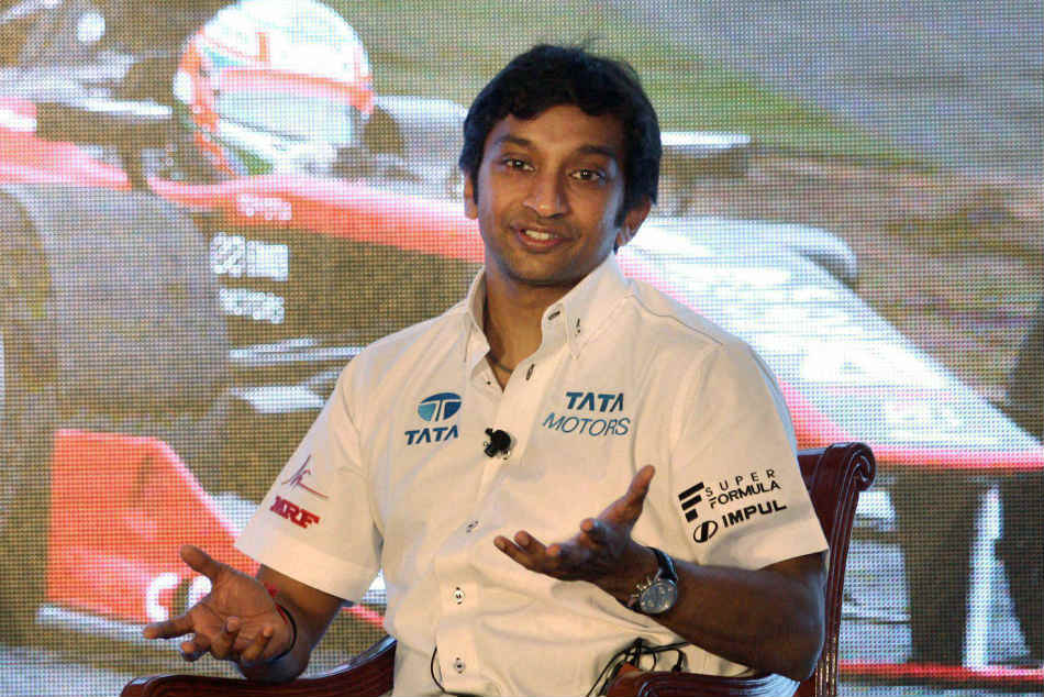 Hope X1 Racing League Revives Stagnant Indian Motorsport Scene Karthikeyan
