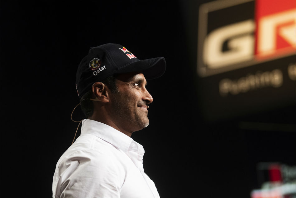 Al Attiyah gears up for Dakar Rally 2020