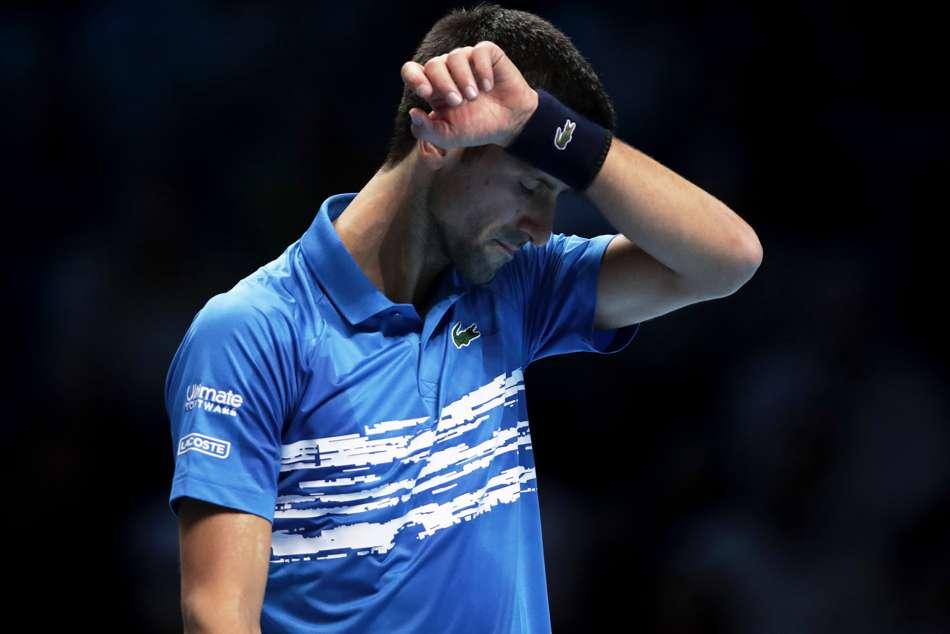 Djokovic hopeful over Davis Cup Finals amid elbow concern
