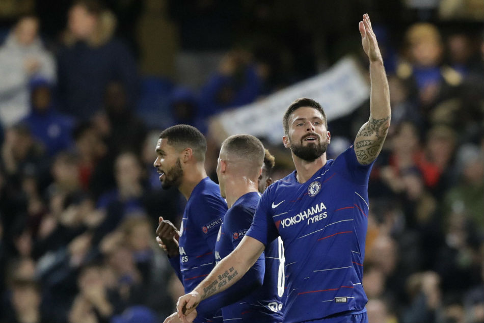 Three players that could leave Chelsea in January