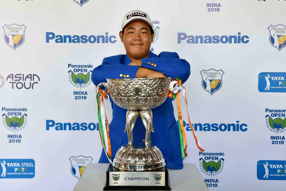 Shiv Kapur comes tantalisingly close as Korean Kim grabs Panasonic Open title