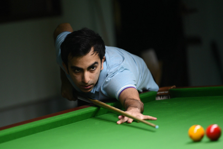 Advani, Sethi enter semifinals of All India Open Billiards