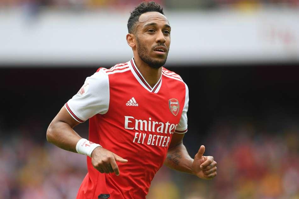 Arsenal captain Aubameyang hits out at 'b*******' claims