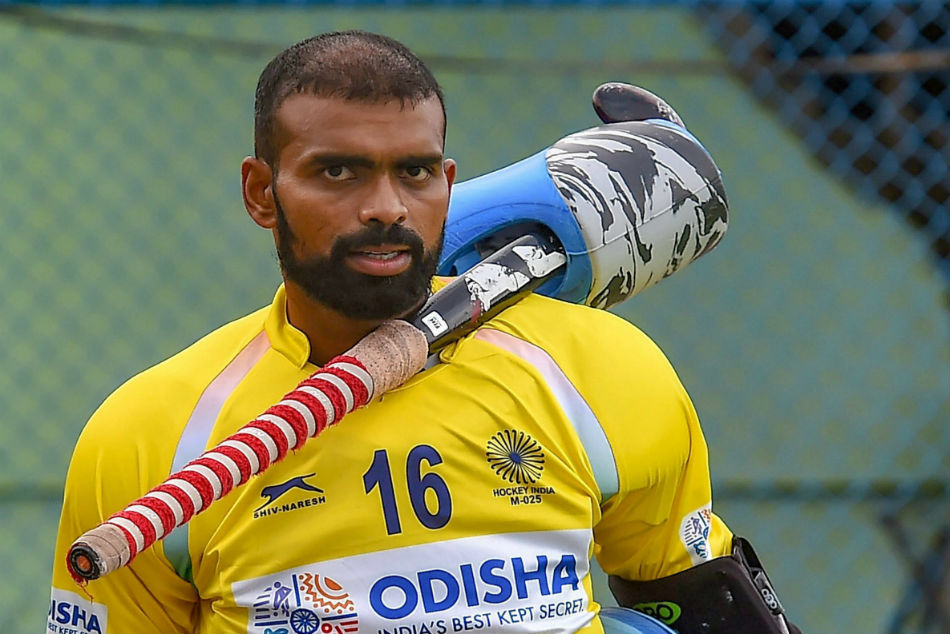 Goalkeepers Are Like Wine Feels Indian Hockey Star Pr Sreejesh