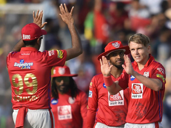 8. Kings XI Punjab - Available purse: Rs 3.7 crore