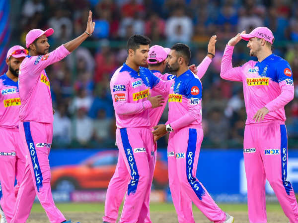 7. Rajasthan Royals - Available purse: Rs 7.15 crore