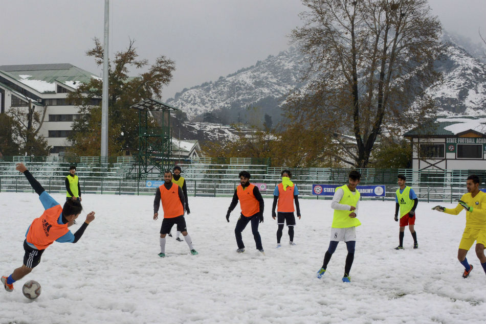Real Kashmir FC's co-founder reveals how players communicated with family during Jammu & Kashmir lockdown