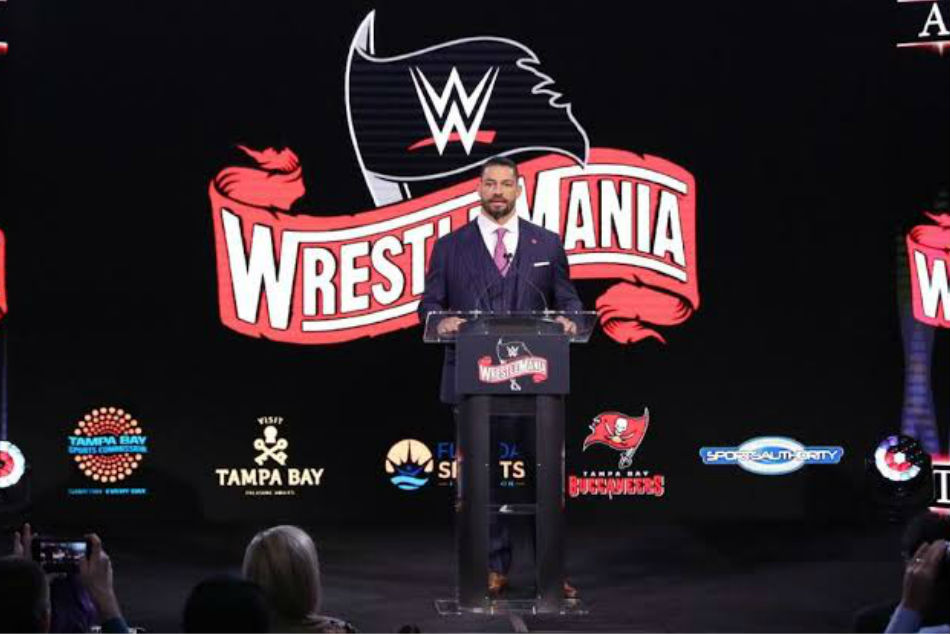 Revealed Latest Plan For Wwe Wrestemania 36 Main Event Match