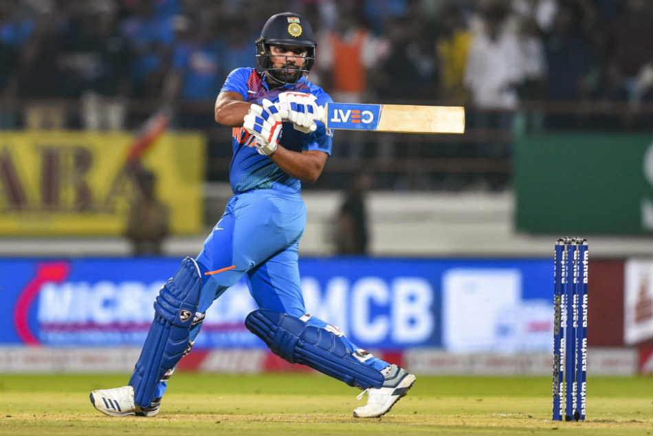 Rohit Sharma reveals the secret of his ability to hit sixes at will