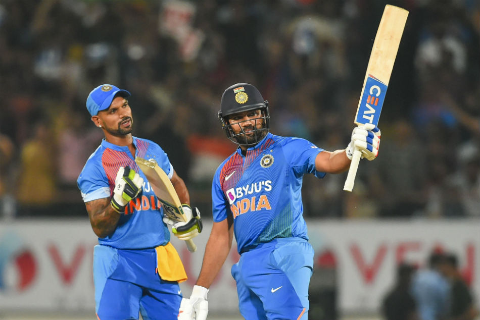 India vs Bangladesh 2nd T20I: Records tumble as Rohit Sharma guides India to an emphatic win in Rajkot