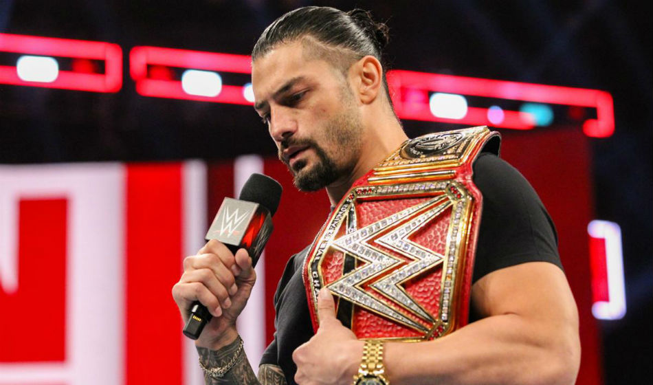 Revealed Future Plan For Roman Reigns Huge Wrestlemania Match In Store