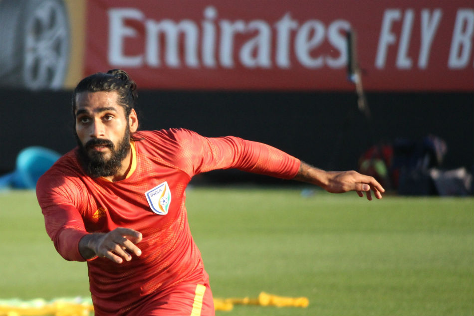 ISL feature: Sandesh Jhingan is on the road to recovery